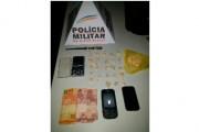 GIRO POLICIAL 22/04: Drogas, assaltos, perseguição e um estupro