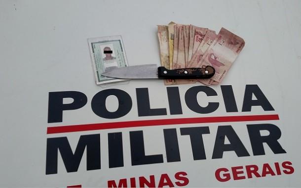 GIRO POLICIAL 28/04: Um ladrão que se deu mal e outro que fugiu com R$2.650,00
