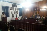 Reunião agitada na Câmara: Chefe de Gabinete foi a casa falar sobre os R$160Mil.