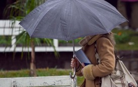 REFRESCO: Previsão para essa semana é de chuva e temperaturas em queda.