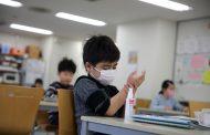 OMS orienta sobre o uso de máscaras em crianças