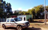 ABSURDO:  Bandidos furtaram objetos na usina de triagem da Prefeitura