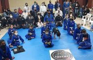 Bichinho ganha projeto com aulas de Jiu-jítsu para crianças
