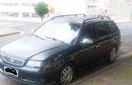 Prados tem segundo veículo furtado em 1 semana