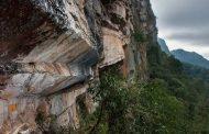 HISTÓRICO: Escaladores encontram o 1º Sítio com pinturas rupestres da Serra São José