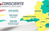 Liberadas para Onda Verde, Prados e região optam por continuar na onda amarela do Minas Consciente
