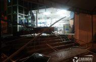 Bandidos levam terror a Carandaí e assaltam 3 bancos na madrugada