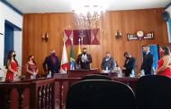 Prefeito, vice e vereadores tomaram posse em Prados na última sexta-feira