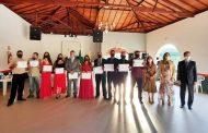 Prefeito, vice e vereadores eleitos em Prados, foram diplomados na tarde desta terça