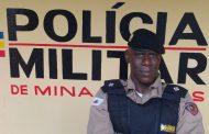 Tenente Gabriel volta a comandar a Polícia Militar de Prados