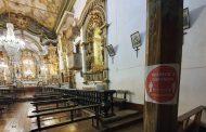 Paróquia de Prados retornará com missas presenciais nesta sexta-feira