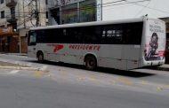 Greve termina e ônibus voltam a circular em SJDR