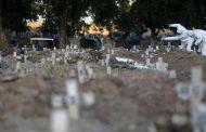 O Brasil ultrapassou 450 mil mortes por COVID19