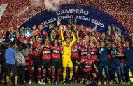 O Flamengo é octacampeão brasileiro