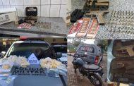 Mega operação apreendeu 27 Kg de cocaína e prendeu 35 pessoas em SJDR