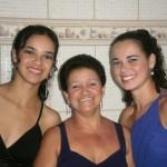 Larissa, Letícia e Preta do Eládio