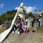 Giordania e sua filha Leticia