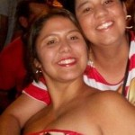 Bruna e sua mãe Marinalva