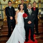 Tatiana e família