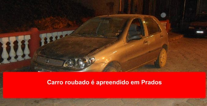 PM de Prados recebe novo carro