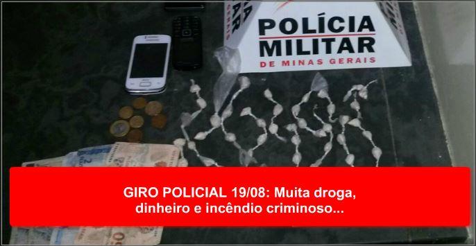 LIXO: Prados faz campanha por conscientização e Dores de Campos terceiriza  a coleta