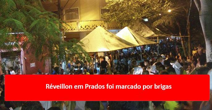 Comerciantes desistem e Prados só terá blocos no carnaval 2016