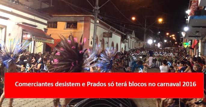 Réveillon em Prados foi marcado por brigas