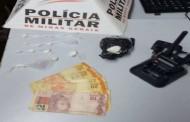 GIRO POLICIAL 23/02: Droga na cueca, furto de caminhões, interceptação e menores presos em casa...