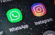 Instagram e WhatsApp estão fora do ar nesta tarde