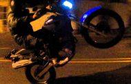 PM de Prados já apreendeu 9 motocicletas este ano