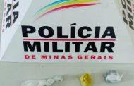 PM de Prados prende 2 foragidos da justiça