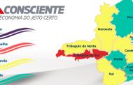 COVID19: Prados e região avançam para a Onda Verde do Minas Consciente