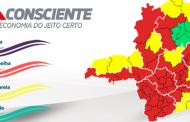 Prados e região seguirão na Onda Vermelha do Minas Consciente