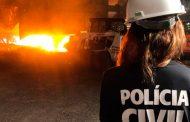 Polícia Civil incinera mais de 300 kg de drogas que foram apreendidas na região