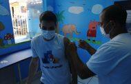 COVID 19: Começou a vacinação em Prados