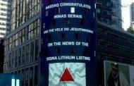 Empresa do Vale do Jequitinhonha faz estreia em bolsa de valores de Nova Iorque