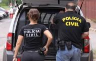 Polícia Civil desbanca estelionatários e recupera R$300Mil