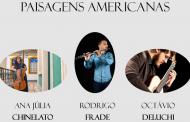 Concerto Paisagens Americanas terá apresentações raras em São João del Rei