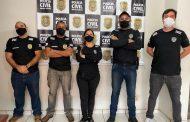 Polícia Civil prende mais um suspeito de estupro em Lagoa Dourada