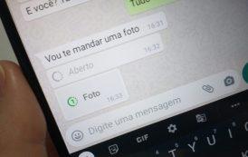 Ideal para senhas e dados bancários, WhatsApp agora permite envio de imagens para 1 única visualização