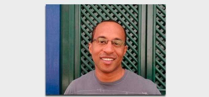 Na imagem, o padre Paulo Sérgio Ribeiro Sabino