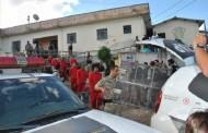 Cadeia de Carandaí é desativada e detentos são transferidos