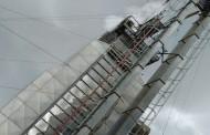 Secador de milho da Atalaia Alimentos pegou fogo nesta terça