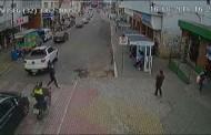 Grávida atropelada por motociclista em Barbacena tem alta médica