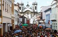 Já é carnaval em São João Del Rei