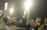 Vilmar atropelou o adversário no 1º round e foi campeão neste domingo