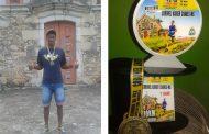 Anderson Julião é campeão no Desafio da Cava Amarela
